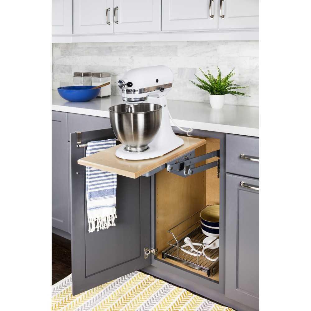 Soft-close Mixer/Appliance Lift