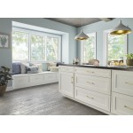 """Oasis 72"""" Double Sink Vanity Set with Decorative Drawer in Espresso"""